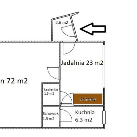 Rent this 5 bed house on Księcia Józefa in 30-250 Krakow, Poland
