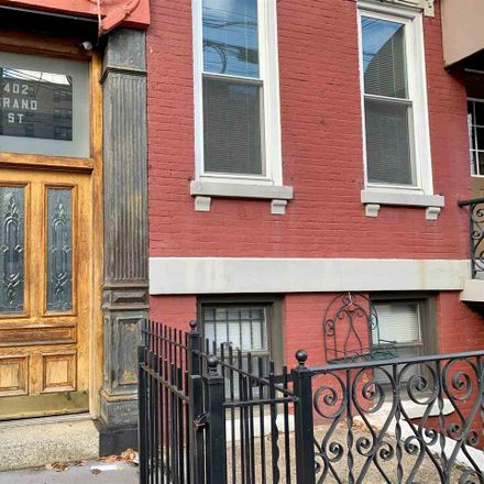 Rent this 3 bed apartment on 402 Grand Street in Hoboken, NJ 07030