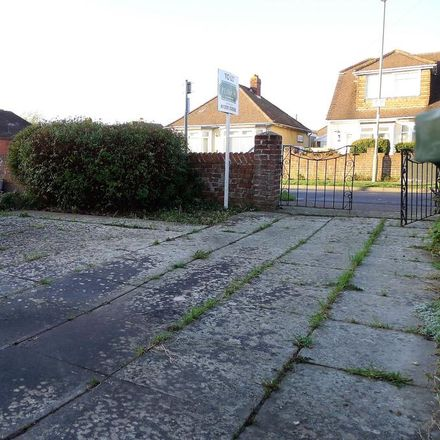 Rent this 2 bed house on Bayly Avenue in Fareham PO16 9LF, United Kingdom