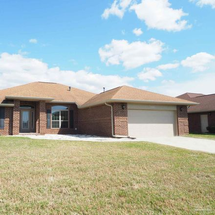 Rent this 4 bed house on 4777 Belvedere Circle in Pace, FL 32571