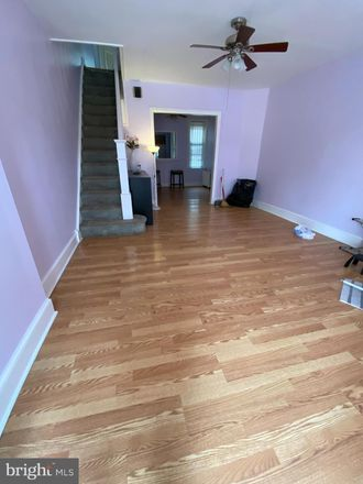 Rent this 3 bed townhouse on 6539 Kingsessing Avenue in Philadelphia, PA 19142