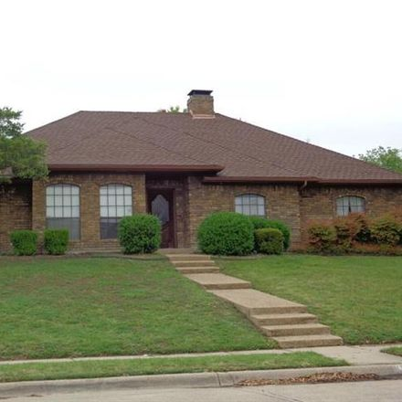 Rent this 4 bed house on 2123 Hunters Ridge in Carrollton, TX 75006