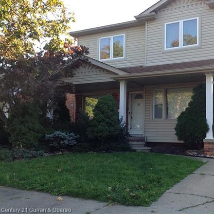 Rent this 4 bed house on 15769 Aster Avenue in Allen Park, MI 48101