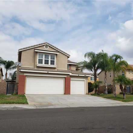Rent this 5 bed house on 12834 Burbank Road in Eastvale, CA 92880