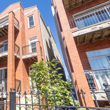 Rent this 2 bed condo on 817 North Bishop Street in Chicago, IL 60622