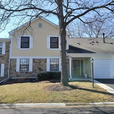 Rent this 2 bed townhouse on 1182 Northbury Lane in Wheeling, IL 60090