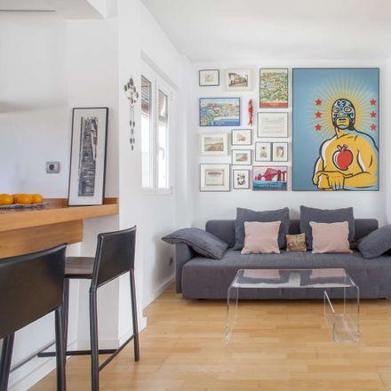 Rent this 1 bed apartment on Carrer del Mestre Clavé