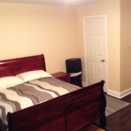 Rent this 1 bed apartment on Mississauga in Lisgar, ON