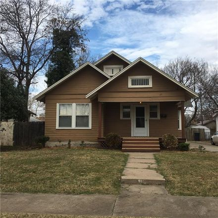 Rent this 3 bed house on NW 25th St in Oklahoma City, OK