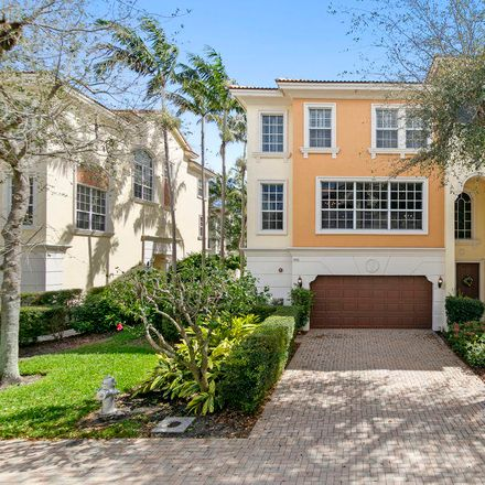 Rent this 3 bed townhouse on 5550 NE Trieste Ter in Boca Raton, FL