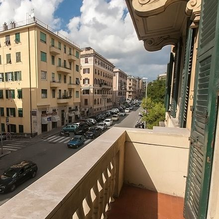 Rent this 4 bed room on Via Monte Zovetto in Genova GE, Italia
