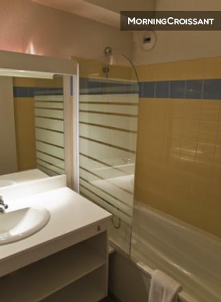 Rent this 1 bed apartment on 429 Rue de Lausanne in 01220 Divonne-les-Bains, France