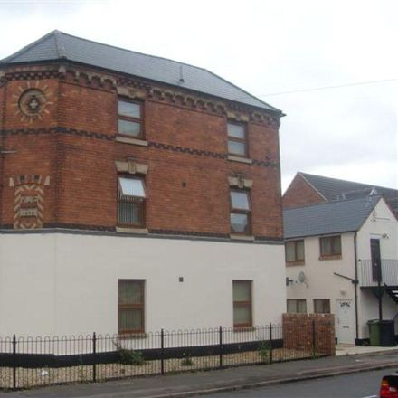 Rent this 2 bed apartment on 7 Strode Road in Wellingborough NN8 1JB, United Kingdom