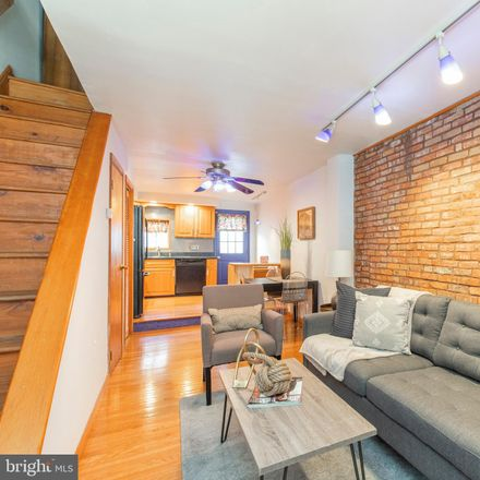 Rent this 2 bed loft on 1125 South Franklin Street in Philadelphia, PA 19147