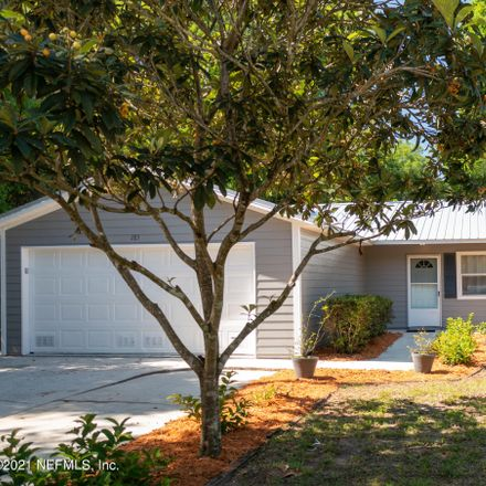 Rent this 3 bed house on 185 Satsuma Street in Keystone Heights, FL 32656