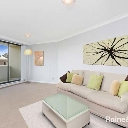 Rent this 1 bed apartment on Skittle Lane in King Street Cycleway, Sydney NSW 2000