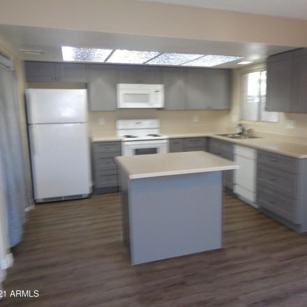 Rent this 3 bed townhouse on 4356 West Ocotillo Road in Glendale, AZ 85301