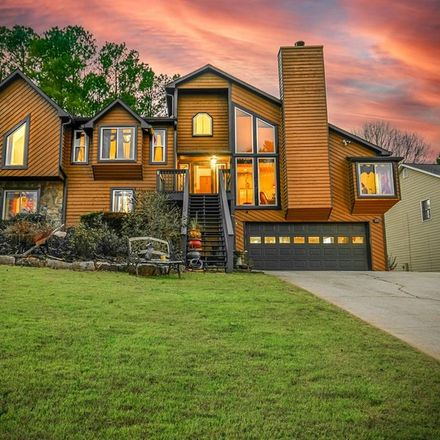 Rent this 4 bed house on Hunt River Way in Suwanee, GA