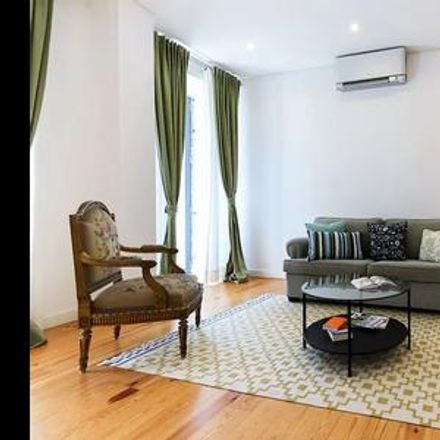 Rent this 1 bed apartment on Lisbon in São José, ÁREA METROPOLITANA DE LISBOA