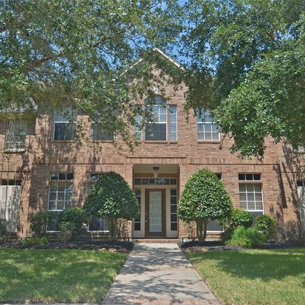 Rent this 4 bed house on 3119 Scenic Elm Street in Houston, TX 77059