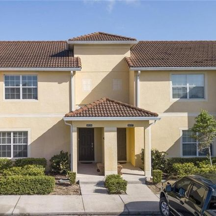 Rent this 4 bed townhouse on 8939 Candy Palm Rd in Kissimmee, FL
