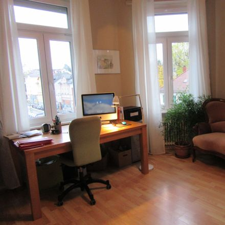 Rent this 2 bed apartment on Heidelberger Straße 87 in 64285 Darmstadt, Germany