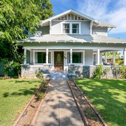 Rent this 6 bed house on 790 North El Molino Avenue in Pasadena, CA 91104
