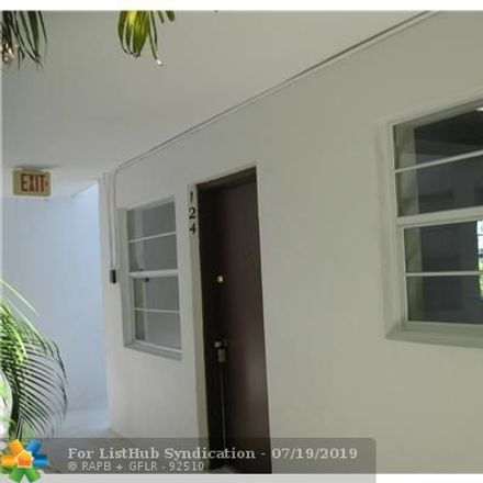 Rent this 2 bed condo on 6503 Winfield Boulevard in Margate, FL 33063
