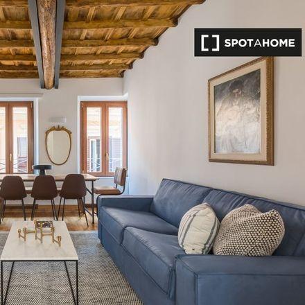 Rent this 3 bed apartment on Hotel Romano in Largo Corrado Ricci, 32