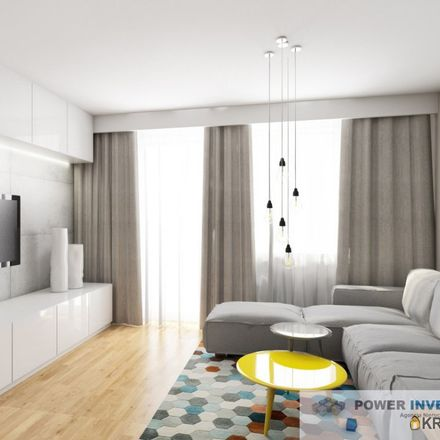 Rent this 1 bed apartment on Adama 25 in 40-463 Katowice, Poland