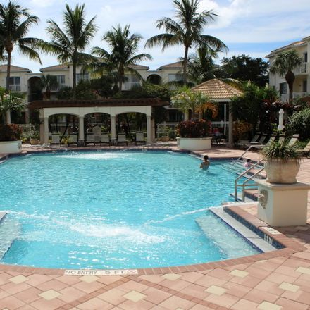 Rent this 3 bed apartment on Myrtlewood Circle West in Palm Beach Gardens, FL 33418