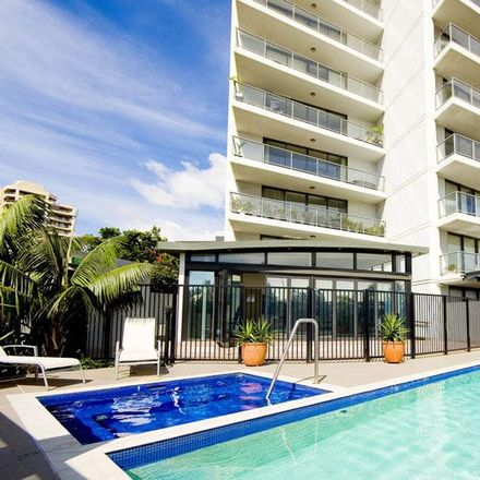 Rent this 1 bed apartment on 1004/1 Adelaide Street