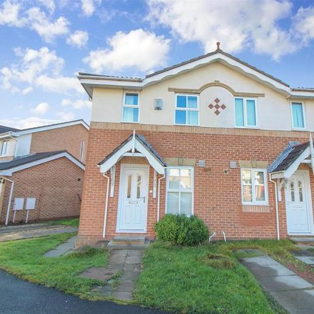 Rent this 2 bed house on Woodlea in North Tyneside NE12 9BG, United Kingdom