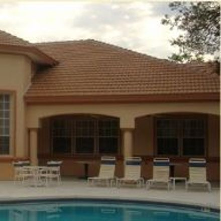 Rent this 3 bed apartment on 1353 Four Seasons Boulevard in Nowatney, FL 33613