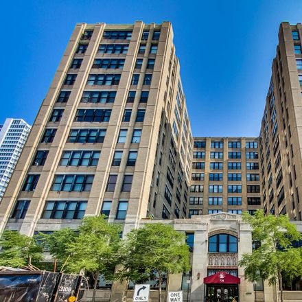 Rent this 1 bed loft on Haberdasher Square Lofts 1 in 728 West Jackson Boulevard, Chicago