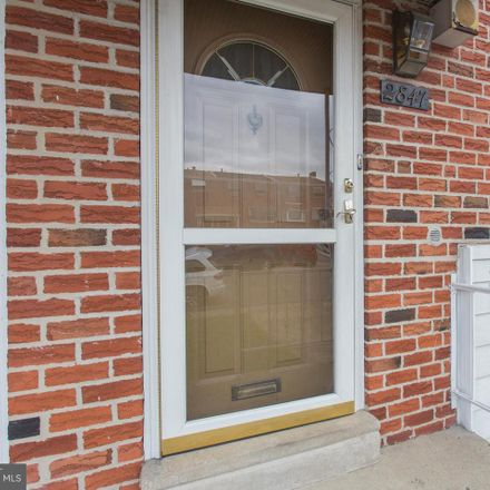 Rent this 3 bed townhouse on 2847 Bittern Place in Philadelphia, PA 19142