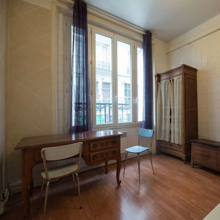 Rent this 0 bed apartment on 7 Rue Arthur Groussier in 75010 Paris, France