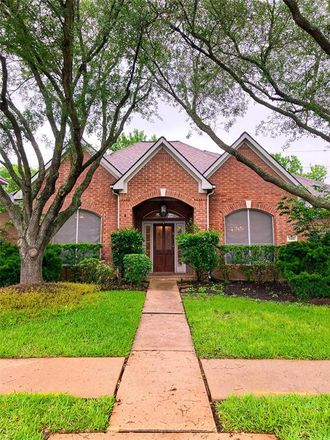 Rent this 4 bed house on Oleta Ln in Houston, TX