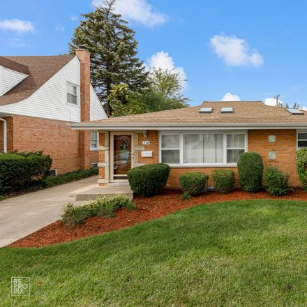 Rent this 2 bed house on 718 North Dee Road in Park Ridge, IL 60068