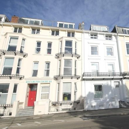 Rent this 1 bed apartment on 26 in 27 South Parade, Portsmouth PO5 2LJ