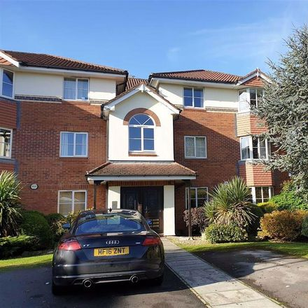 Rent this 2 bed apartment on 24 Tiverton Drive in Dean Row SK9 2TJ, United Kingdom
