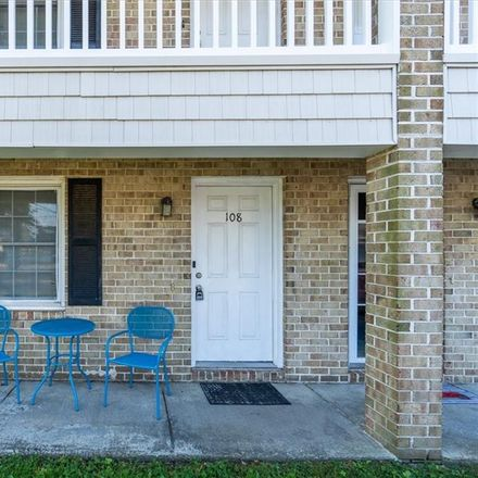 Rent this 1 bed condo on 598 Pinewood Drive in Virginia Beach, VA 23451