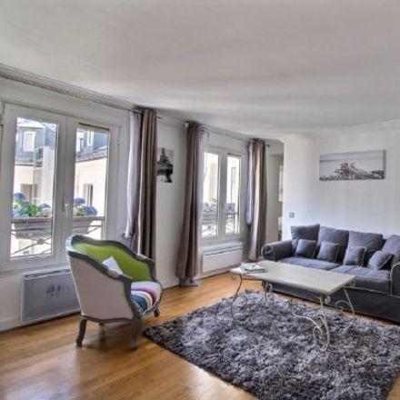 Rent this 2 bed apartment on 45 Rue de Ponthieu in 75008 Paris, France