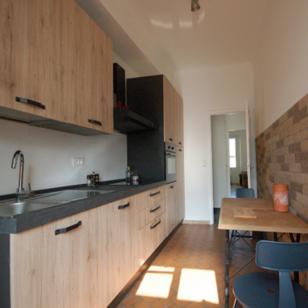 Rent this 1 bed room on 6 Route de Turin in 06000 Nice, France