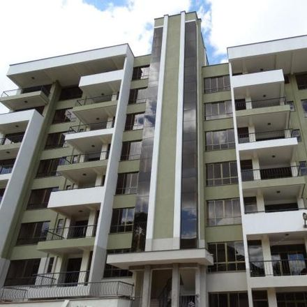 Rent this 3 bed apartment on Hatheru Road in Nairobi, P.O. BOX 25135