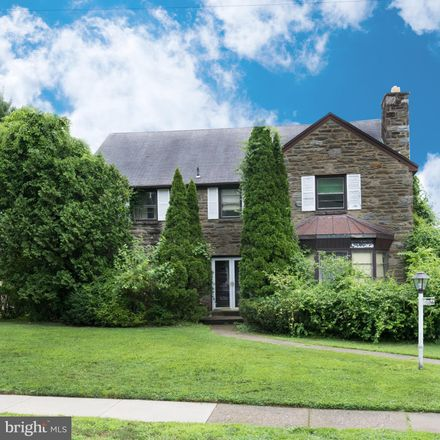Rent this 5 bed house on 7601 Woodlawn Avenue in Cheltenham Township, PA 19027