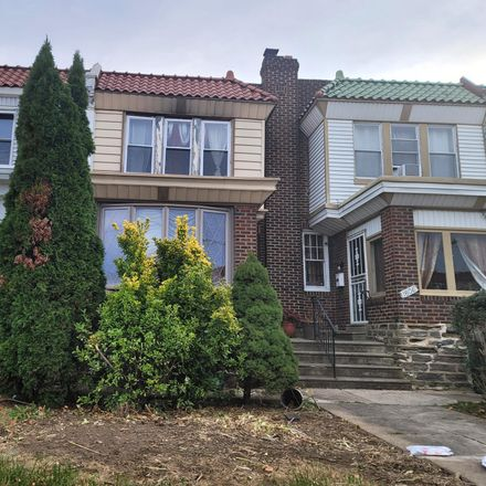 Rent this 3 bed townhouse on 1804 72nd Avenue in Philadelphia, PA 19126