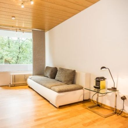 Rent this 1 bed apartment on Ungererstraße 106 in 80805 Munich, Germany