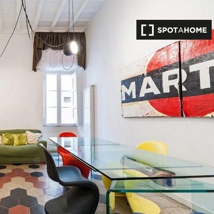 Rent this 3 bed apartment on Rione IV Campo Marzio in Via Vittoria, 001963 Rome RM