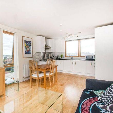 Rent this 1 bed apartment on Trowbridge Centre in 1 Trowbridge Road, London E9 5LF